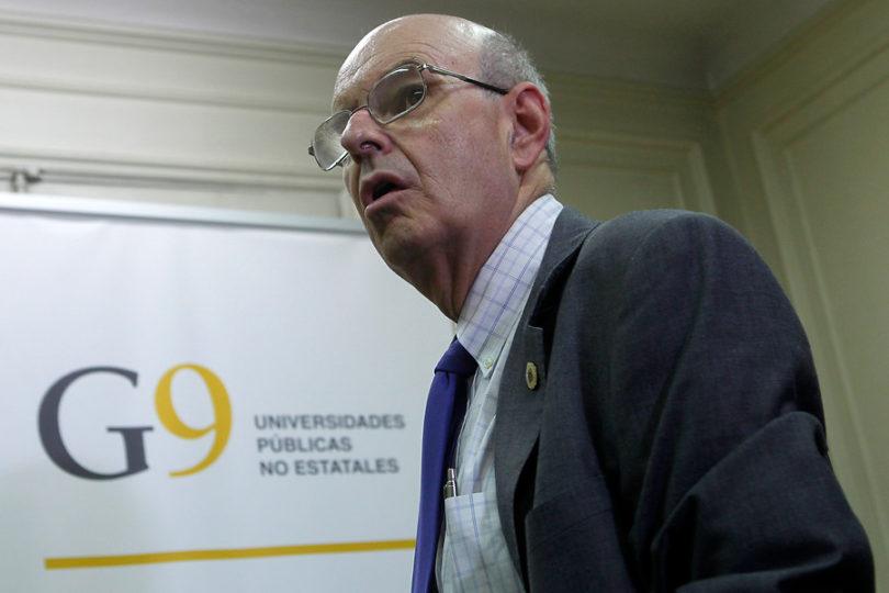"""Rector de la PUCV acusa a Vivaldi de dividir al Cruch: """"A nuestras universidades sí las han ofendido"""""""