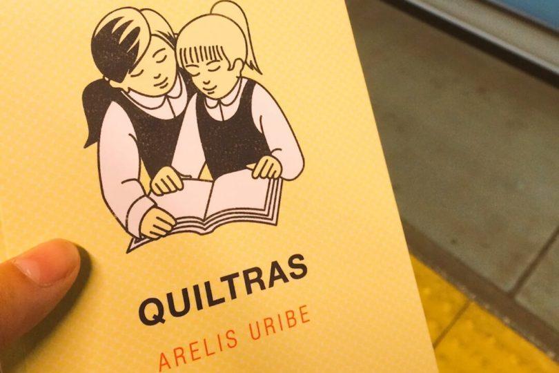 """""""Quiltras"""": pequeño extracto del libro que se transformó en uno de los más leídos en Chile"""
