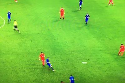 VIDEOS | Pinares abre el marcador ante Croacia en semifinal de la China Cup