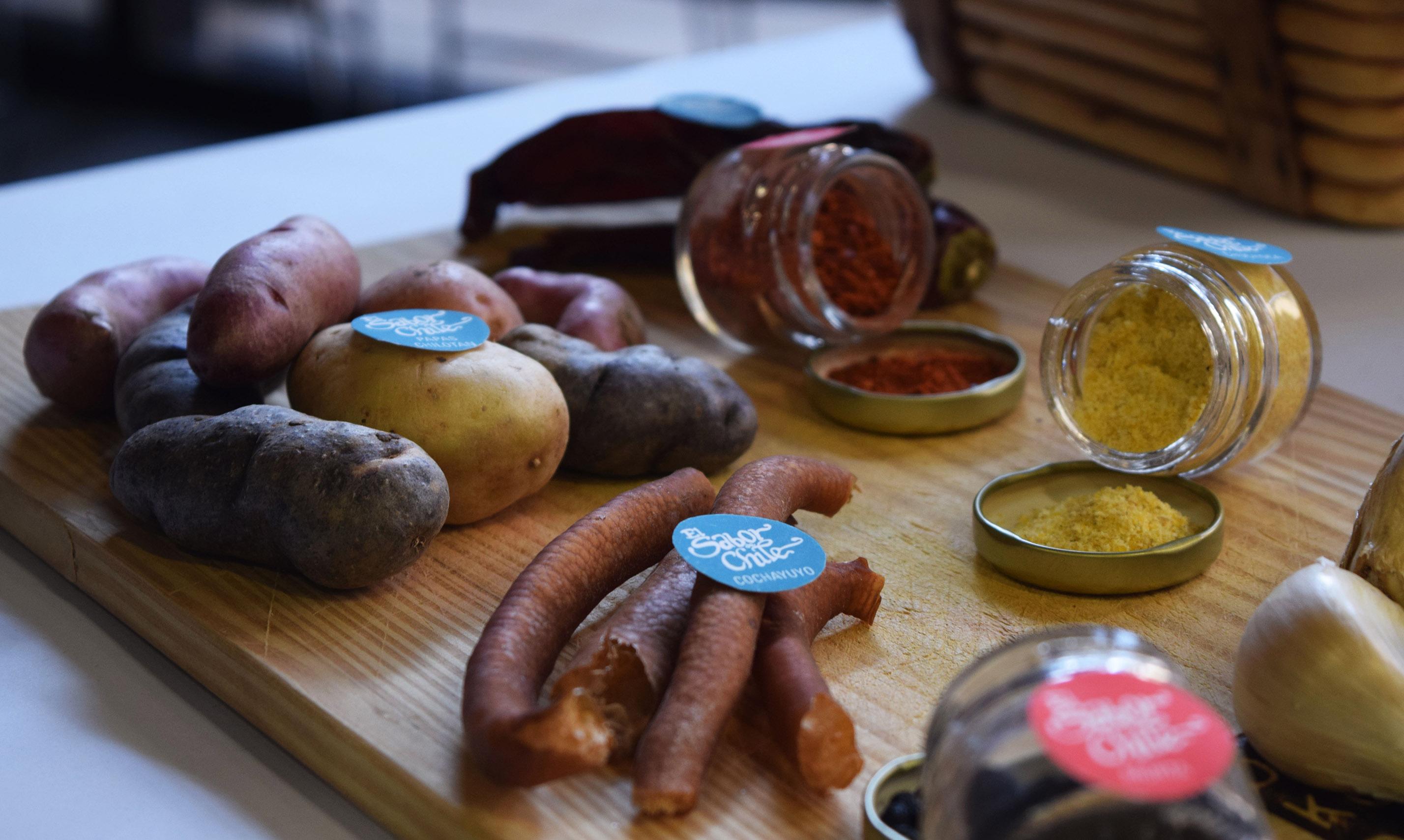 Alumnos chilenos y extranjeros crean 13 innovaciones en alimentos