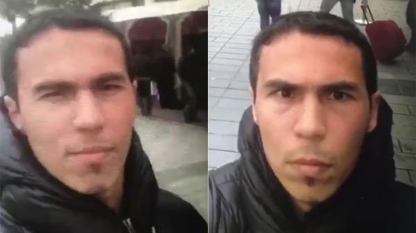 VIDEO |Sospechoso de atentado en Estambul se grabó por la ciudad