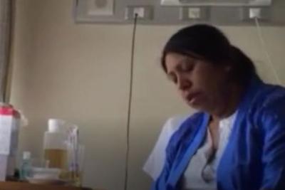 Mujer mapuche que parió engrillada a la cama deberá volver a la cárcel