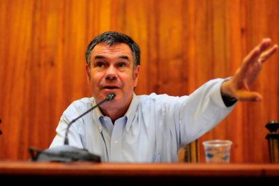 """Ossandón olvida el fair play: """"Kast fue ministro y lo sacaron por penca"""""""