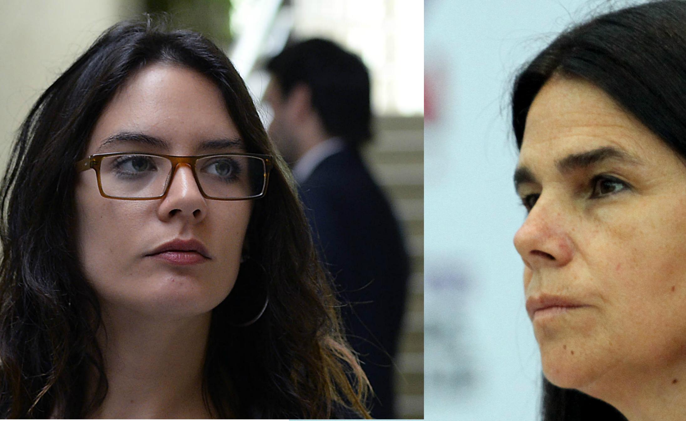 """Ximena """"reguleque"""" Ossandón anuncia candidatura a diputada en el mismo distrito de Camila Vallejo"""
