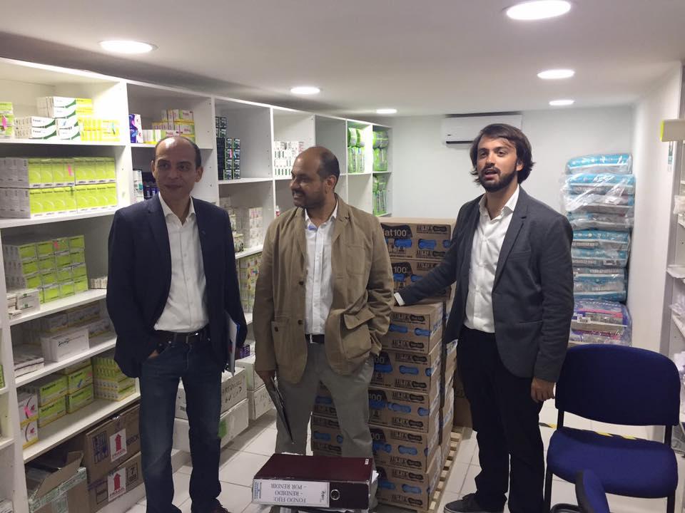 Relanzan Farmacia Popular de Valparaíso: la jugada de Sharp para rebajar hasta en un 90% los medicamentos