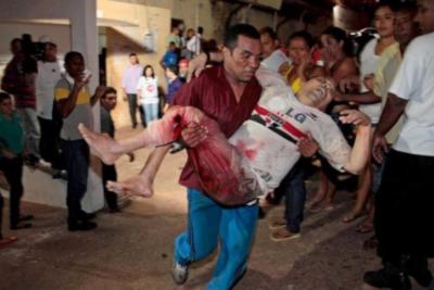 Autores de masacre que dejó 58 muertos en cárcel de Brasil serán transferidos a penales federales