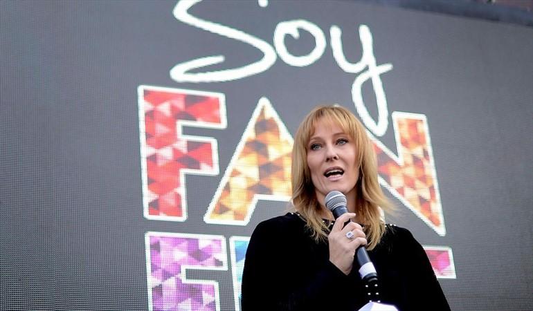 """Soledad Bacarreza no para y saca al baile hasta a Bachelet: """"Les duele que la machi esté implicada"""""""