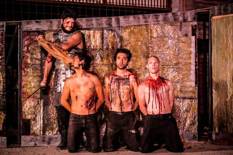 La obra más sangrienta de Shakespeare se presentará gratis en Santiago