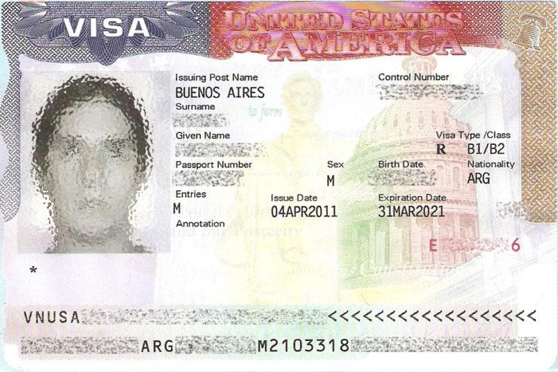 Visa waiver chile