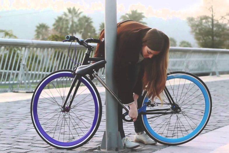 Yerka Bike, la bicicleta inrrobable: el exitoso emprendimiento chileno que causa furor en EE. UU.