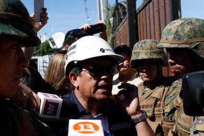 """Alcalde de Santa Cruz pierde el control al no ser recibido por Bachelet: """"¡Amerita destitución del cargo!"""""""