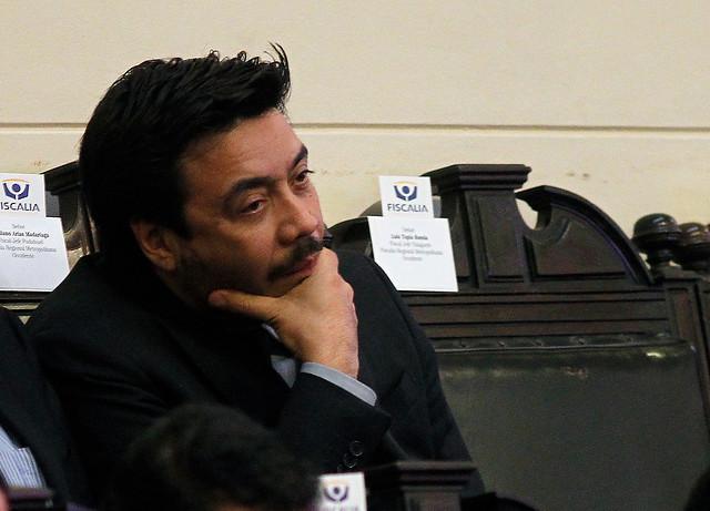 Fiscal Arias presentó queja disciplinaria contra juez que votó a favor de Compagnon