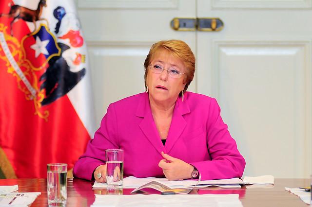 Bachelet visitará nuevamente La Araucanía este viernes tras dichos de la Sofofa