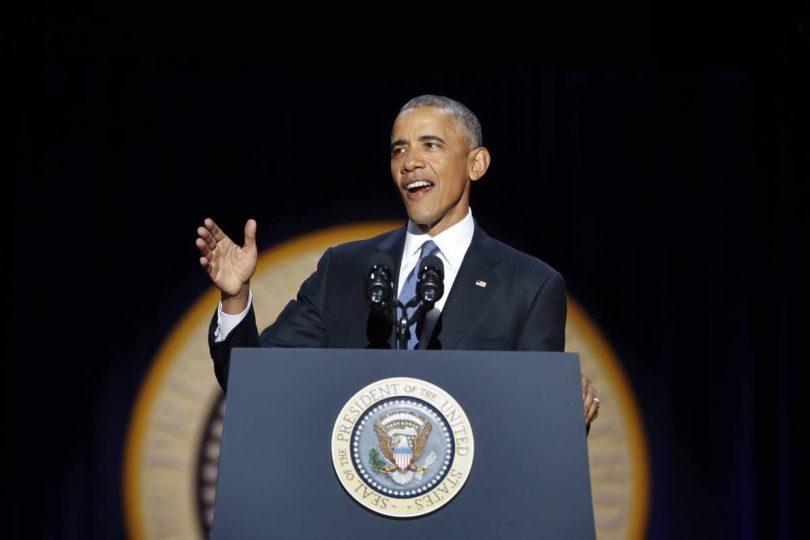 Tuit de Barack Obama se convierte en el más popular de la historia de la red social
