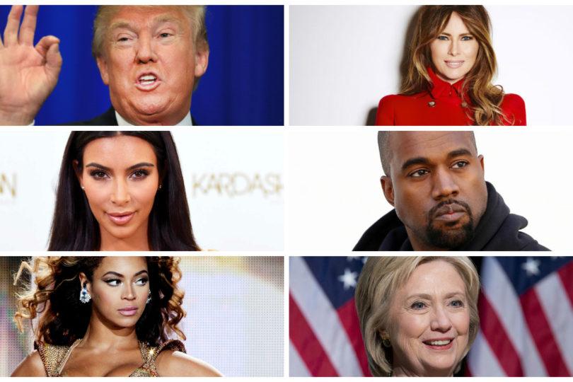 Sitio web para adultos reveló quiénes fueron las celebridades más buscadas durante el 2016