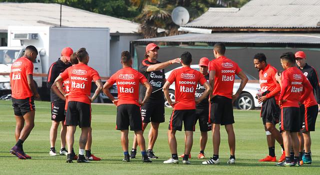 Esta es la oncena con la que Pizzi y la Roja debutarán en la China Cup