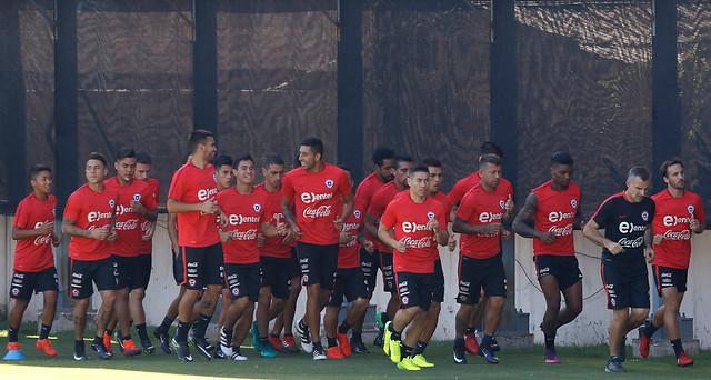 Esta sería la posible formación de Chile para su debut en la China Cup