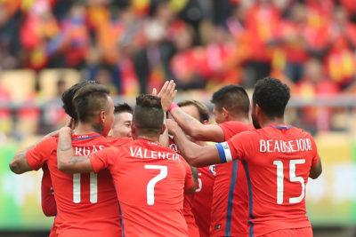 Toma nota: estos son los horarios y fechas en que Chile jugará la Copa Confederaciones