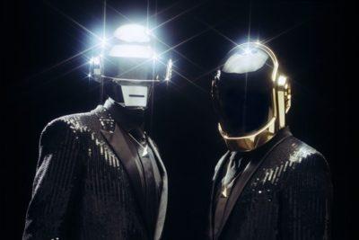 VIDEO | Daft Punk en Chile ya no es un sueño lejano para todos sus fanáticos
