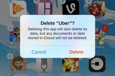Famosos llaman a eliminar Uber luego de que su co-fundador se uniera al equipo de Donald Trump