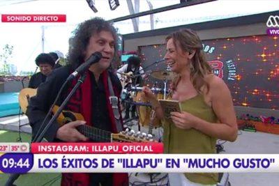 """Como caballeros: Illapu responde tras polémica protagonizada por Patricia Maldonado en """"Mucho Gusto"""""""