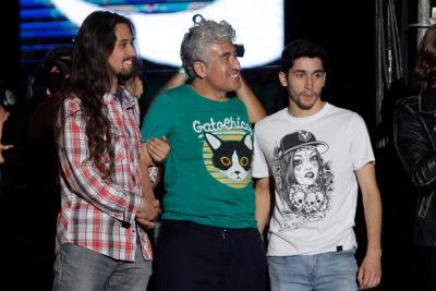 Destapan pelea en el camarín de Jorge González tras el show: guardias tuvieron que intervenir