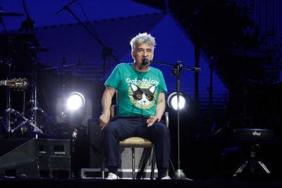 VIDEO |El emotivo show con el que Jorge González dijo adiós a los escenarios