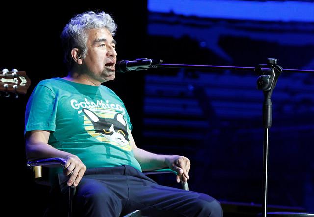 Amigo de Jorge González entrega detalles del incidente en camarines durante la Cumbre del Rock