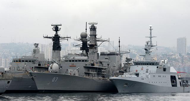 Armada quiso 'compensar' a mujeres grabadas en la Fragata Lynch