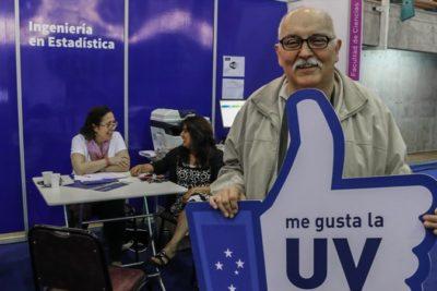 """""""Mechón"""" de 64 años podrá estudiar Ingeniería en la U. de Valparaíso gracias a la gratuidad"""