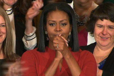 VIDEO |El emotivo último discurso de Michelle Obama como Primera Dama de EE.UU. que le dedicó a los inmigrantes