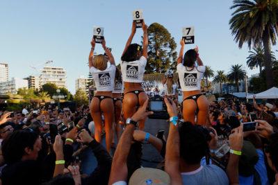 La cuestionada defensa de los organizadores del Miss Reef Chile para llevar a cabo su edición 2017