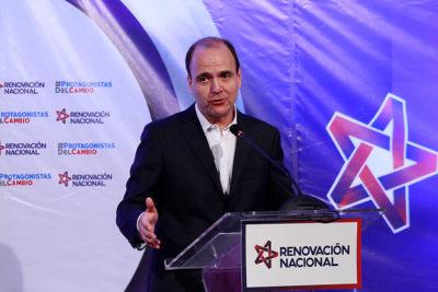 VIDEO |Presidente de RN comparó al Gobierno de Bachelet con las siete plagas de Egipto