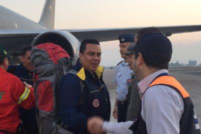 """Comandante de bomberos de Colombia: """"Es el incendio más grande que tenga conocimiento en América Latina"""""""