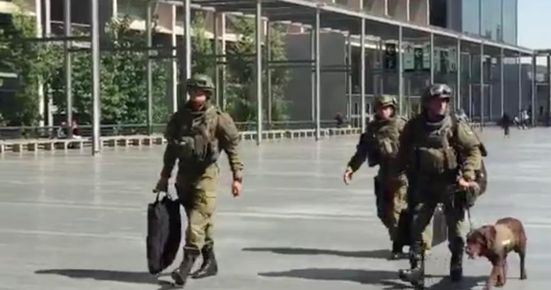 """""""VIDEO  Así fue el ingreso del GOPE minutos antes de la formalización de Sergio Jadue"""""""