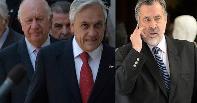 """""""CEP: Piñera lidera intención de voto y solo supera por 6 puntos a Guillier"""""""