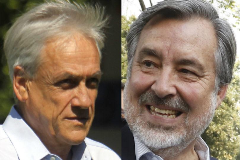 Cadem: Guillier y Piñera ganarían en respectivas primarias de sus bloques con más de 60%