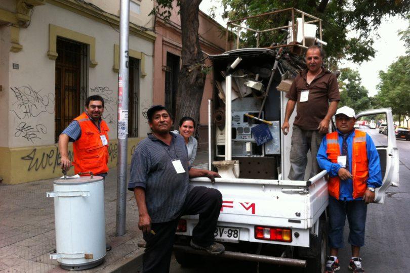 Lanzan plataforma on line de registro de residuos para municipios de la Región Metropolitana