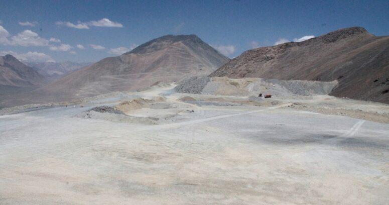 """""""Los Pelambres finaliza retiro de neumáticos en botadero Cerro Amarillo antes del plazo estimado"""""""