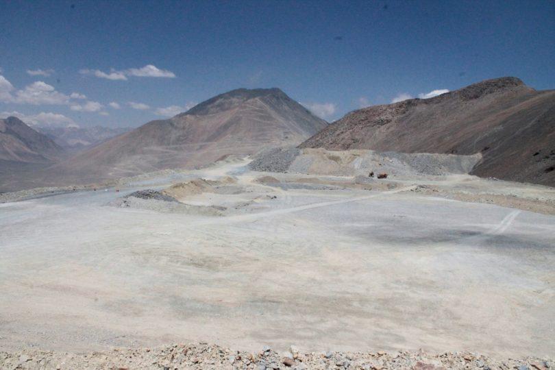 Los Pelambres finaliza retiro de neumáticos en botadero Cerro Amarillo antes del plazo estimado