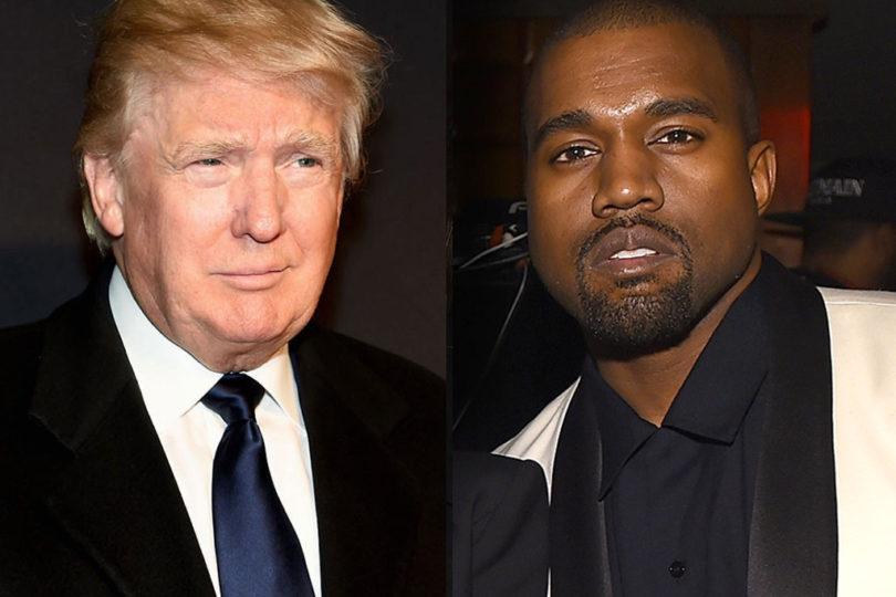 La insólita razón del equipo de Trump a Kanye West para no invitarlo a su investidura