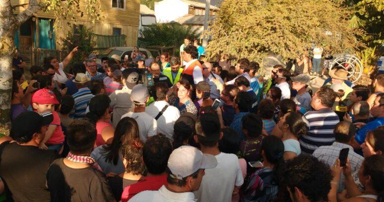La Moneda decreta Estado de Catástrofe en la región del Maule y ordena evacuación de 5.000 personas