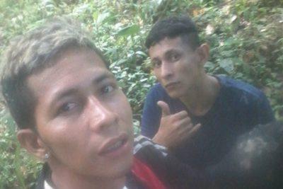 "FOTO | ""En la fuga"": La selfie del reo que escapó de cárcel en Brasil que se volvió viral"