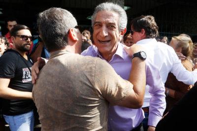 """Jorge Tarud lamenta que el PDD haya optado por Lagos: """"Me parece una decisión perjudicial"""""""