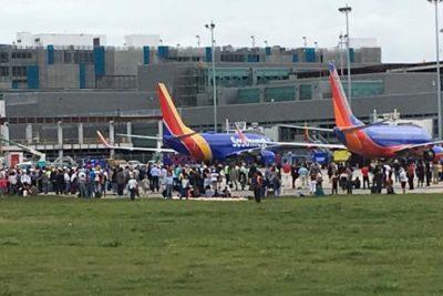 VIDEO | Tiroteo en aeropuerto de Florida deja un saldo de cinco fallecidos y ocho heridos