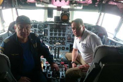 Verdaderas máquinas: funcionario PDI que ayuda al Ilyushin IL-76 cuenta detalles de cómo trabajan los rusos