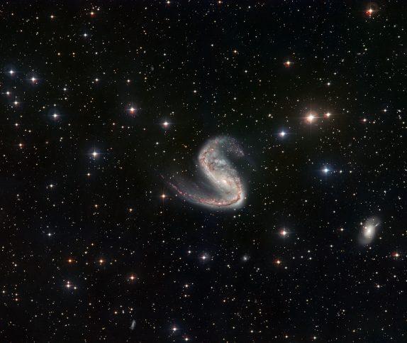 La galaxia Meathook