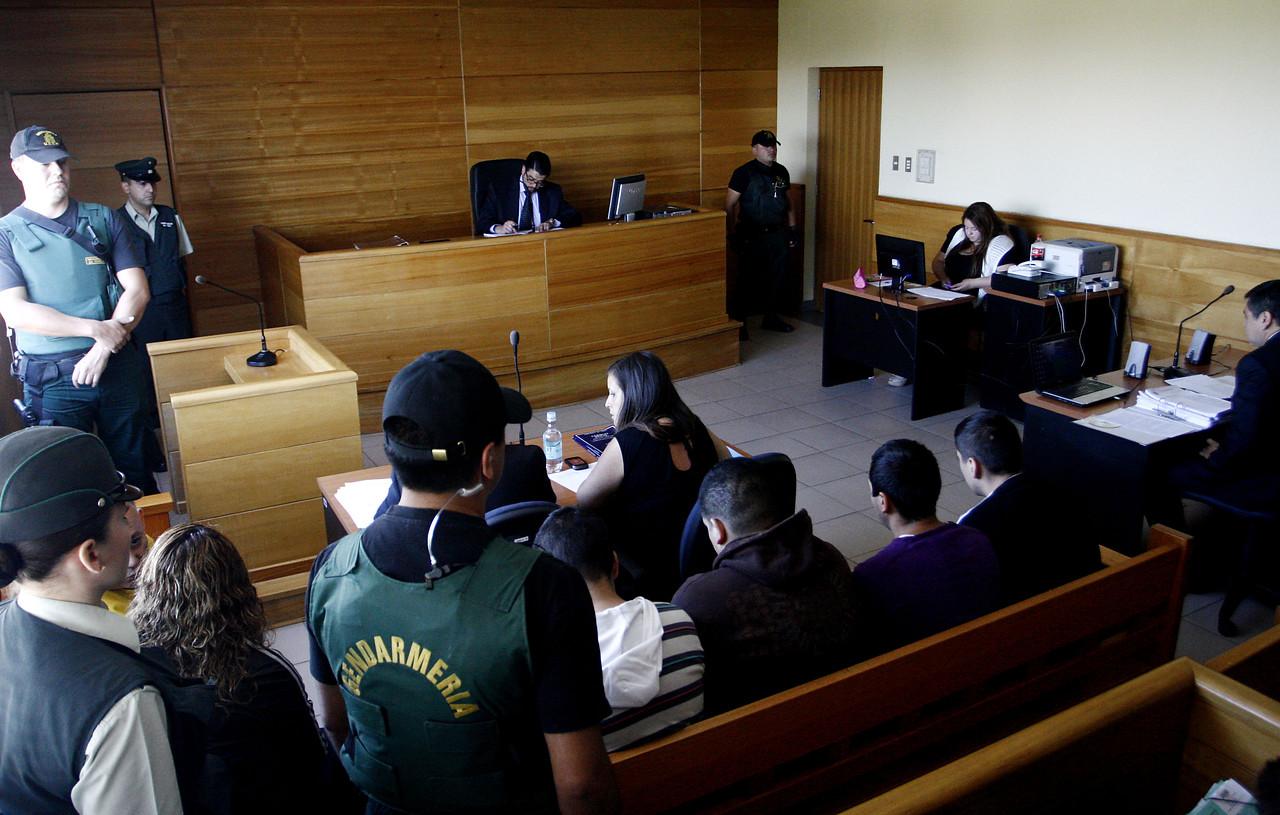 Imputado Rob Pistola A Gendarme Secuestr A Un Juez Y