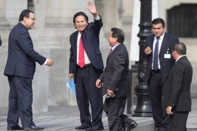 Perú decreta orden de captura y prisión preventiva para ex presidente Toledo