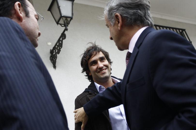 Piñera Morel sabía de negocios con Exalmar, pero se defiende: dice que lo copiaron por error en mail clave